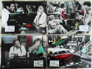 4-Original-Aushangfotos-Zwei-in-einem-Zimmer-Tony-Curtis-Debbie-Reynolds