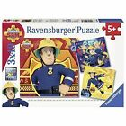 Ravensburger Children Puzzle 3 X 49 Share With Danger Firefighter Sam Call