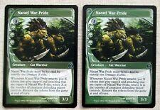 MTG Magic - Nacatl War-Pride Future Sight SP U