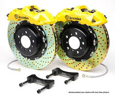 Brembo GT BBK Big Brake Kit 6pot Front for 2004-2015 Subaru WRX Sti 1L3.8004A5