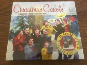 Christmas-Carols-034-St-Peter-039-s-Choir-034-NEW-amp-SEALED-CD-18-Tracks-3D-Pop-Up