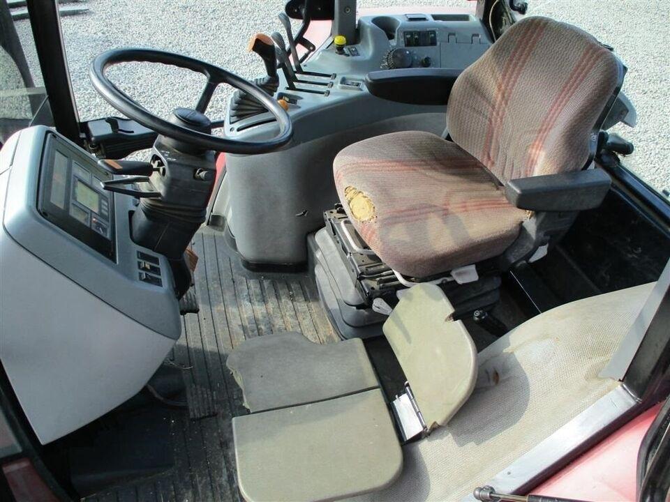 Case IH, MX 170 m. frontlift, timer 9006