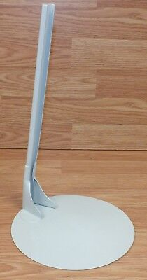 24-36 Inch Doll White Metal Doll Stand