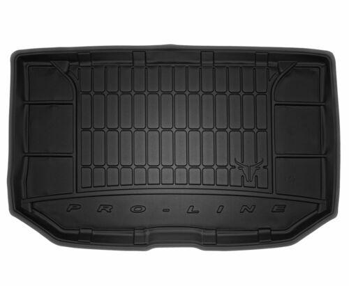 Tappetino IN GOMMA VASCA Tappetino bagagliaio per Ford Fiesta Active a partire dal 2017 ad alta negat