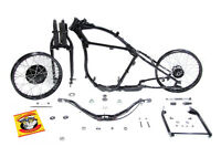 Replica Harley Davidson Flathead 45 W Rolling Chassis Kit