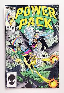 POWER PACK #12 MARVEL COMICS 1985 NM