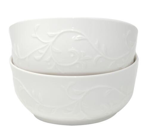 2er Set Müslischale Suppenschale Suppenschüssel Porzellan Hemingway 600 ml DUO