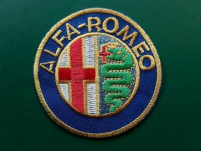 FIAT ITALIAN CLASSIC CAR MOTORSPORT RACING RALLY EMBROIDERED PATCH UK SELLER