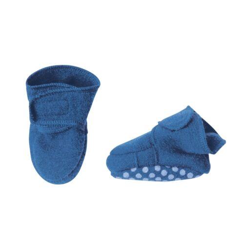 disana Baby Walk-Schuhe mit Klettverschluss Bio-Merinoschurwolle