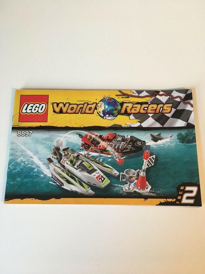 Lego World of Racers, 8897