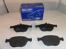 Ford Fiesta Focus Transit Connect Front Brake Pads Set 02-13 GENUINE BRAKEFIT