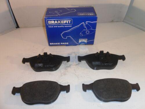 Ford Fiesta Focus Transit Connect Front Brake Pads Set 2002 to 2013 BRAKEFIT