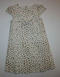 45c529a24a Image is loading New-Gymboree-Right-Meow-Leopard-Animal-Print-Dress-