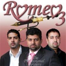 ROMEO 3 - PROFESSIONAL BROTHERS - REMIX CD -FREE POST