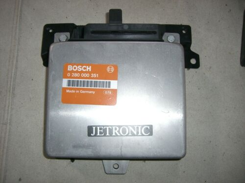 Bosch 0280000351 Motorsteuergerät ECU Steuergerät Lancia Thema 8V Turbo i.e