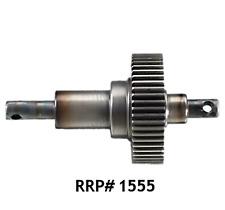 Robinson Racing WRAITH, SCX10 HARDENED ONE PIECE STEEL BOTTOM DIFF GEAR 1555