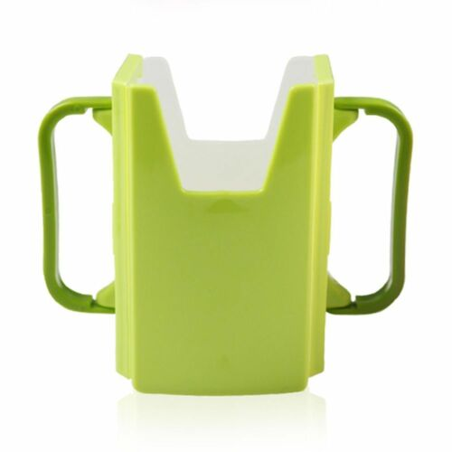 Child Juice Pouch Toddler Adjustable Tool Drink Box Handles Holder Cup Milk