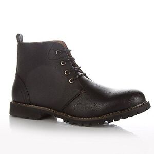 Mens-Black-Brown-Smart-Formal-Casual-Lace-Up-Boots-Shoes-UK-SIZE-7-11