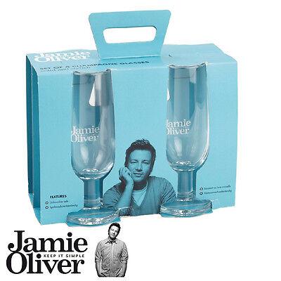 Jamie Oliver - Champagne Glasses, 21 cl, Set of 4