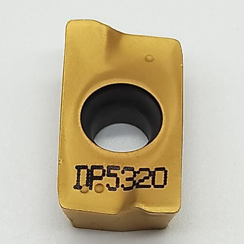 100pcs APMT1604PDER DP5320 APMT 1604 PDER milling inserts carbide inserts 400R