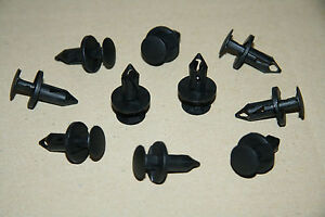 10x-KLIPS-UNTERFAHRSCHUTZ-SPREIZNIETE-CLIPS-SEAT-AUDI-VW-CHRYSLER-RENAULT-FORD