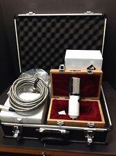 CRANIUM MICROPHONES~ Handmade In The USA Tube Condenser Microphone Model# MT2512