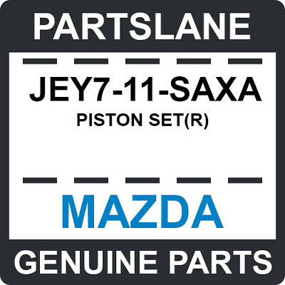Mazda JEY7-11-SAXA Engine Piston