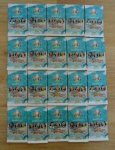 Panini-Adrenalyn-XL-Uefa-Euro-EM-2020-20-Booster-160-Karten-Trading-Cards