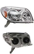 2003 2004 2005 TOYOTA 4RUNNER HEADLIGHT HEADLAMP LIGHT LAMP RIGHT PASSENGER SIDE