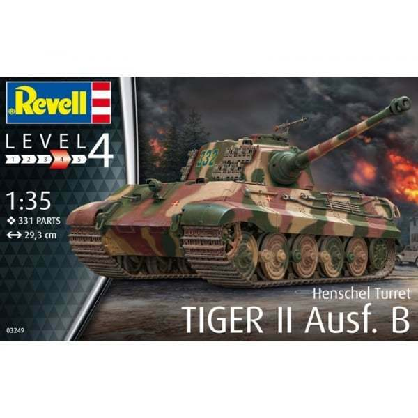 revell 1 35  Revell 1 35 Scale (tiger Tank 75th Anniversary for sale online | eBay