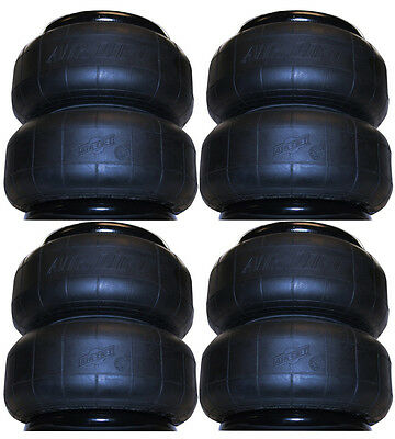 AIR LIFT BAGS DOMINATOR D2600 AIR BAG SPORT SPRING 2600 lb 1/2 NPT (4)