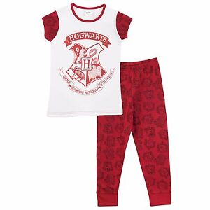 Harry Potter Boys Hogwarts Pyjamas