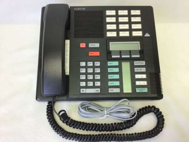 Business & Industrial NORTEL NORSTAR M7310 BUSINESS PHONE BLACK Office