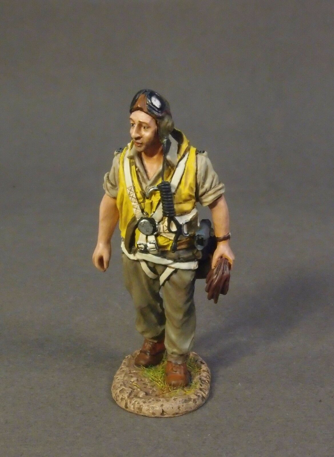 JOHN JENKINS SECOND WORLD WAR WW2 RAAF-01P BRITISH RAF ACE BOBBY GIBBES MIB