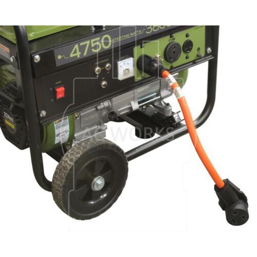 Welder Generator Adapter Cord L14-30 Plug 4-Prong to NEMA 6-50R L1430650-018