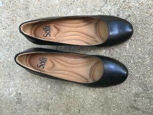 Womens Black Sofft Shoes 1089001 SIZE