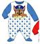 Baby-Boys-Girls-Character-100-Cotton-Sleepsuit-Babygrow-Pyjamas-Minnie-Mickey thumbnail 12