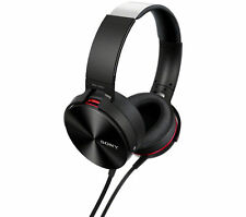 Sony MDR-XB950AP Premium Xtra Bass Overhead Headphones UK Free delivery RRP £65+