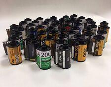 50x Empty 35mm Film Cartridge for Respooling / Wedding Invites