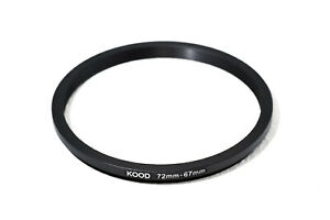 Stepping Ring 72-67mm 72mm to 67mm Step Down Ring Stepping Rings 72mm-67mm