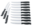 Master-Chef-12-piece-Steak-Knife-Set-4-034-11-5cm thumbnail 1