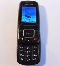 Samsung Sgh C300-Noble Negro (Desbloqueado) Teléfono Móvil Deslizante
