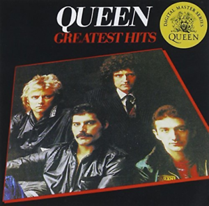 Queen-Greatest-Hits-UK-IMPORT-CD-NEW