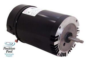 Ao smith century swimming pool pump motor p n sn1152 ebay for Ao smith pool pump motors