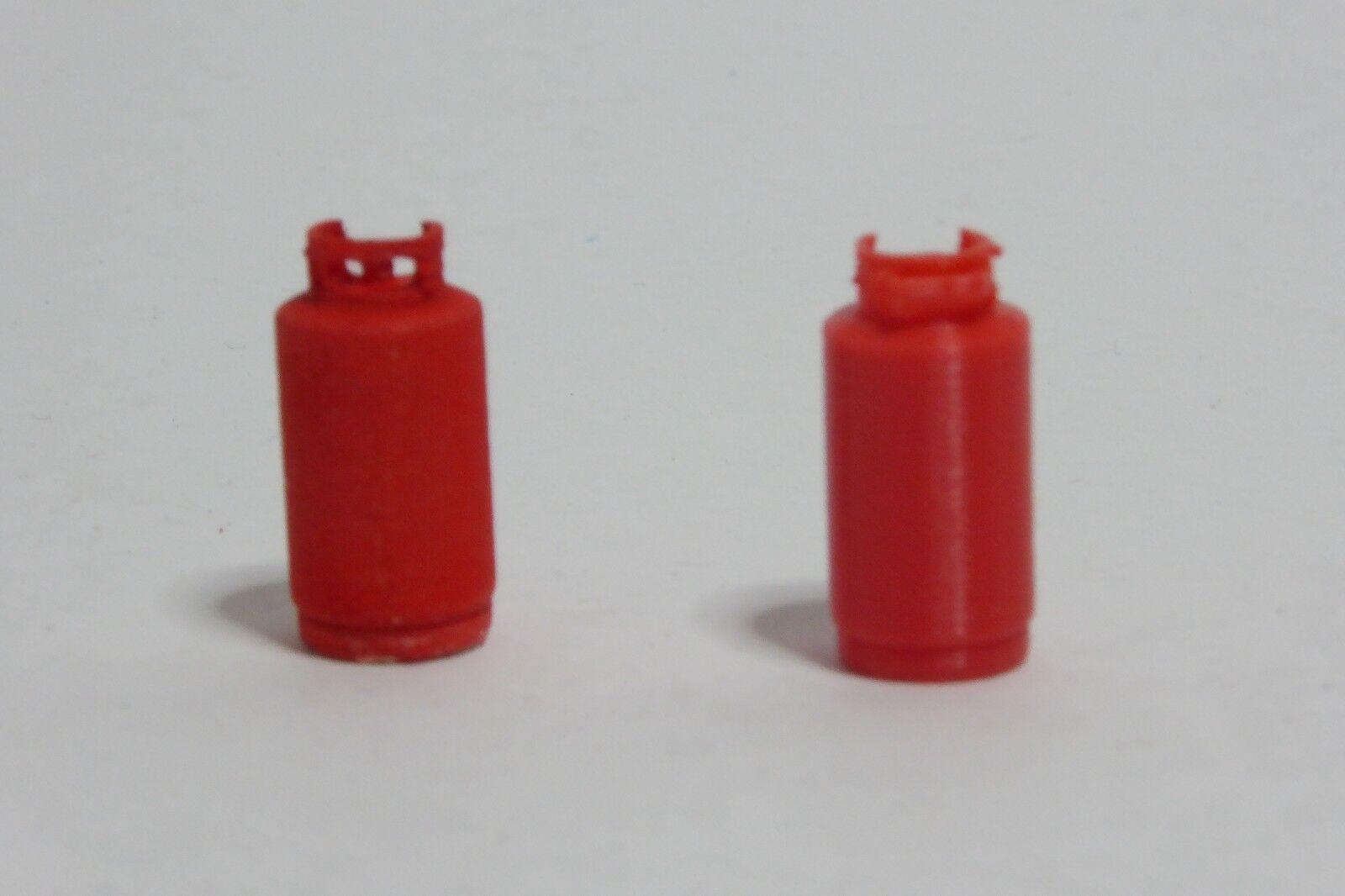 10X gas cylinders 1 1 1 gauge 10L, 24L, 35L, 47L, 108L and 118L 3d printed df6006
