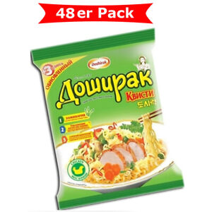 Instant-Noodle-Court-doschirak-kvisti-with-Chicken-Flavour-48er-Pack-48-x-70g