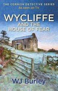 Wycliffe-and-the-House-of-Fear-The-Cornish-Detective-Burley-W-J-Used-Good