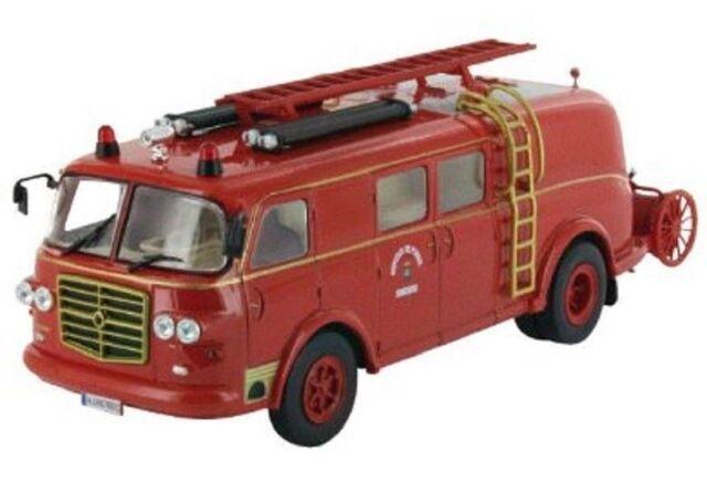 PEGASO II Z-203 MOFLETES Camión bomberos Firetruck IXO SALVAT DIECAST