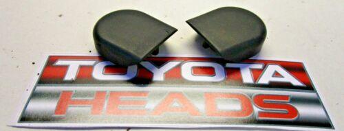 Front Windscreen Window Wiper Bolt Covers Toyota Celica MK6 Cabriolet