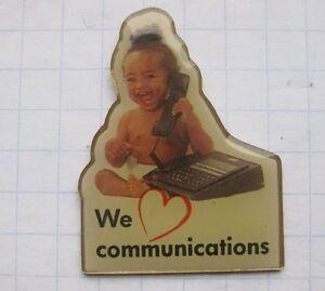 WE-COMMUNICATIONS-KOMMUNIKATION-Telefon-Pin-128c